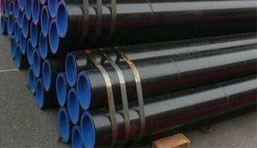 ASTM A335 P9 Alloy steel Seamless Pipes Packaging