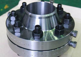Orifice flanges Packaging & Marking