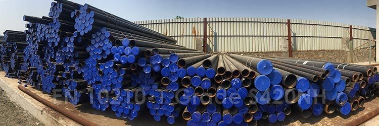 en-10210-1-grade-s420nh-carbon-steel-seamless-pipes-and-tubes