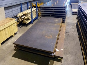IS 2062 E410BR Plates